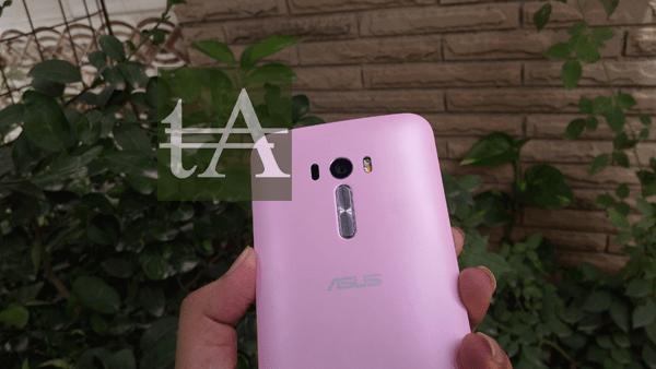 Asus ZenFone Selfie Rear