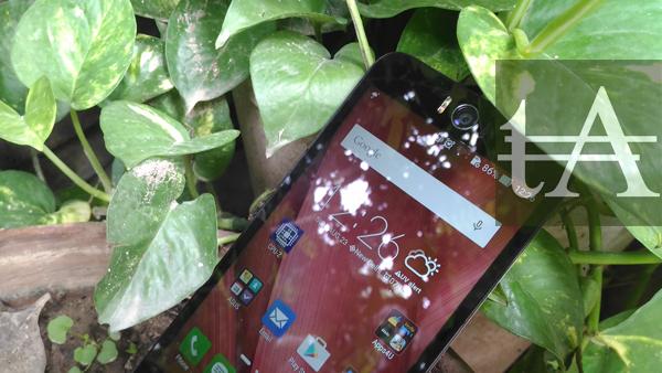 Asus ZenFone Selfie Screen
