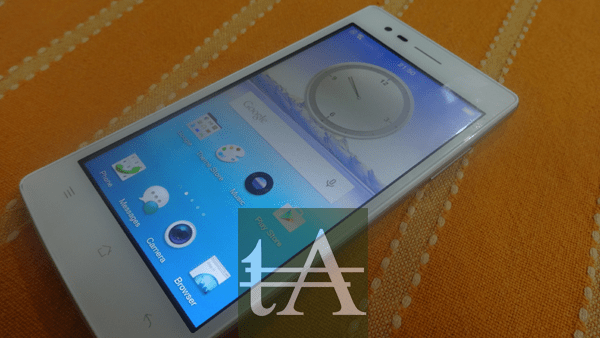 Oppo Neo 5 Display