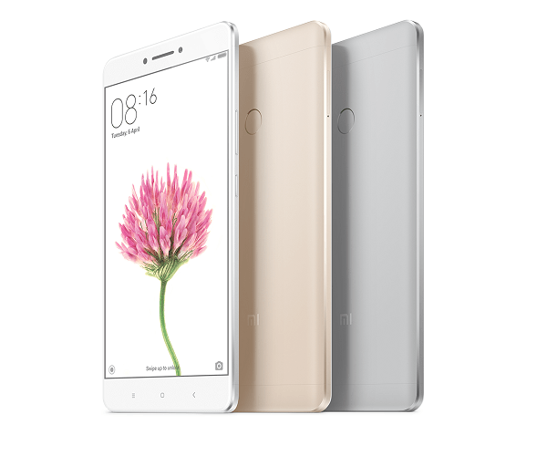 Xiaomi Mi Max All Variants