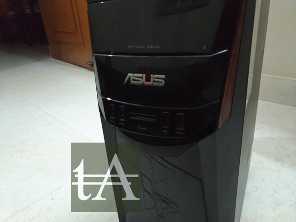 asus g11 front
