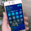 Asus Zenfone 3S Max UI