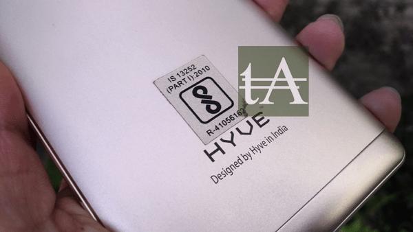 Hyve Pryme Branding
