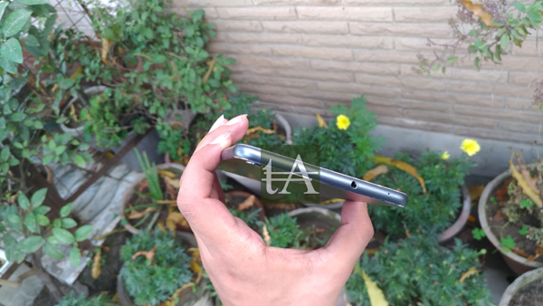 Asus-Zenfone 3 Ultra Audio Jack