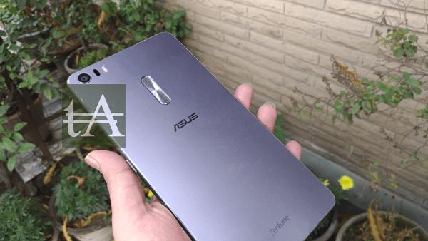 Asus Zenfone 3 Ultra Back