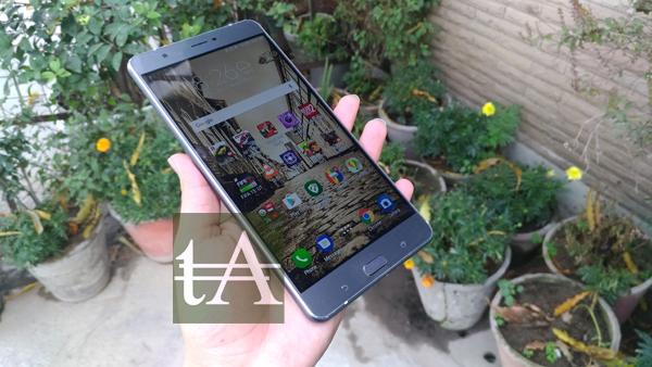 Asus Zenfone 3 Ultra Display