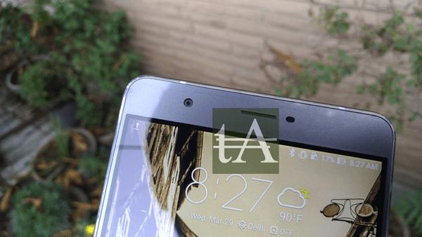 Asus Zenfone 3 Ultra Front Camera