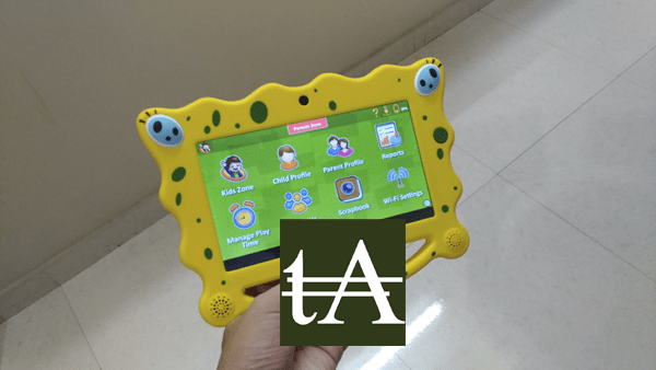 Extramarksa Toddlers Tablet Parents Zone