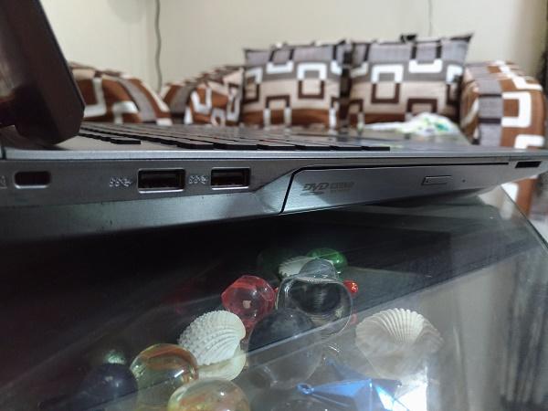 Asus ROG G752VS DVD Tray