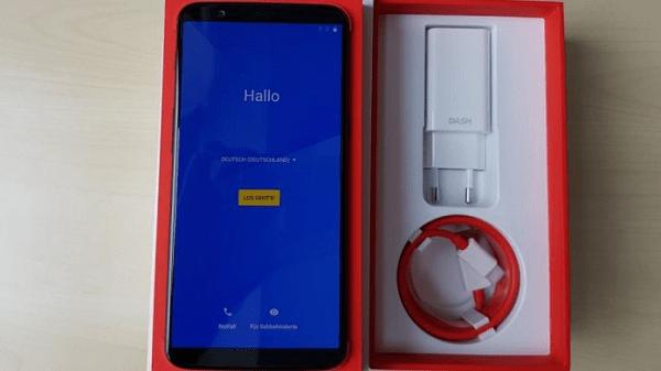 OnePlus 5T Box Leaked