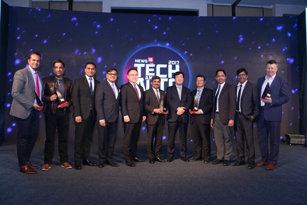 Tech Auto Awards Winners