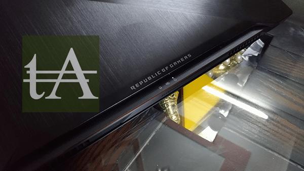 ASUS ROG Zephyrus M GM501 ROG