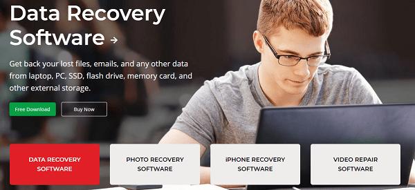 Stellar Data Recovery Options