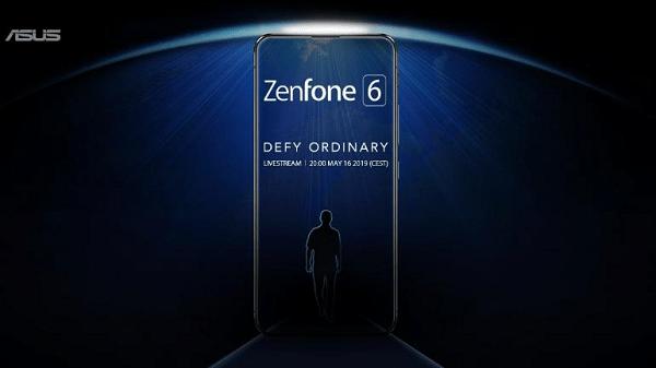Asus Zenfone 6 Invite