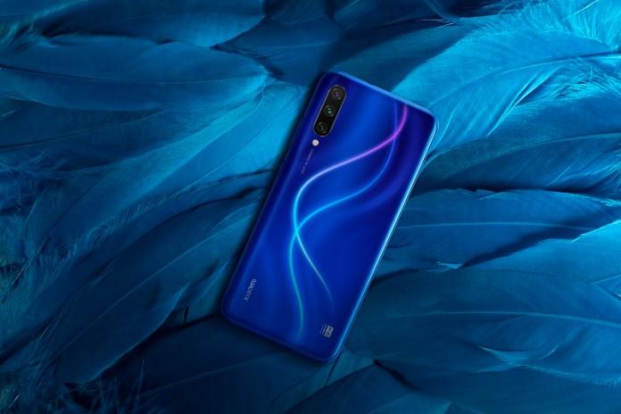 Xiaomi Mi A3 Blue