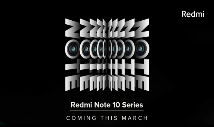 Xiaomi Redmi Note 10 Amazon Teaser