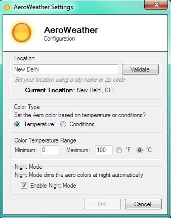 AeroWeather