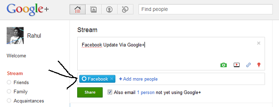 Updating_Facebook_via_Google_Plus