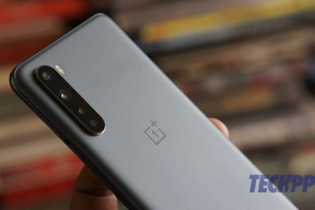 oneplus nord gray ash 4