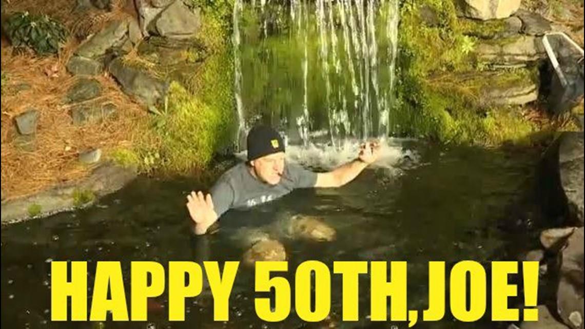 Happy 50th Birthday Joe Wnep Com