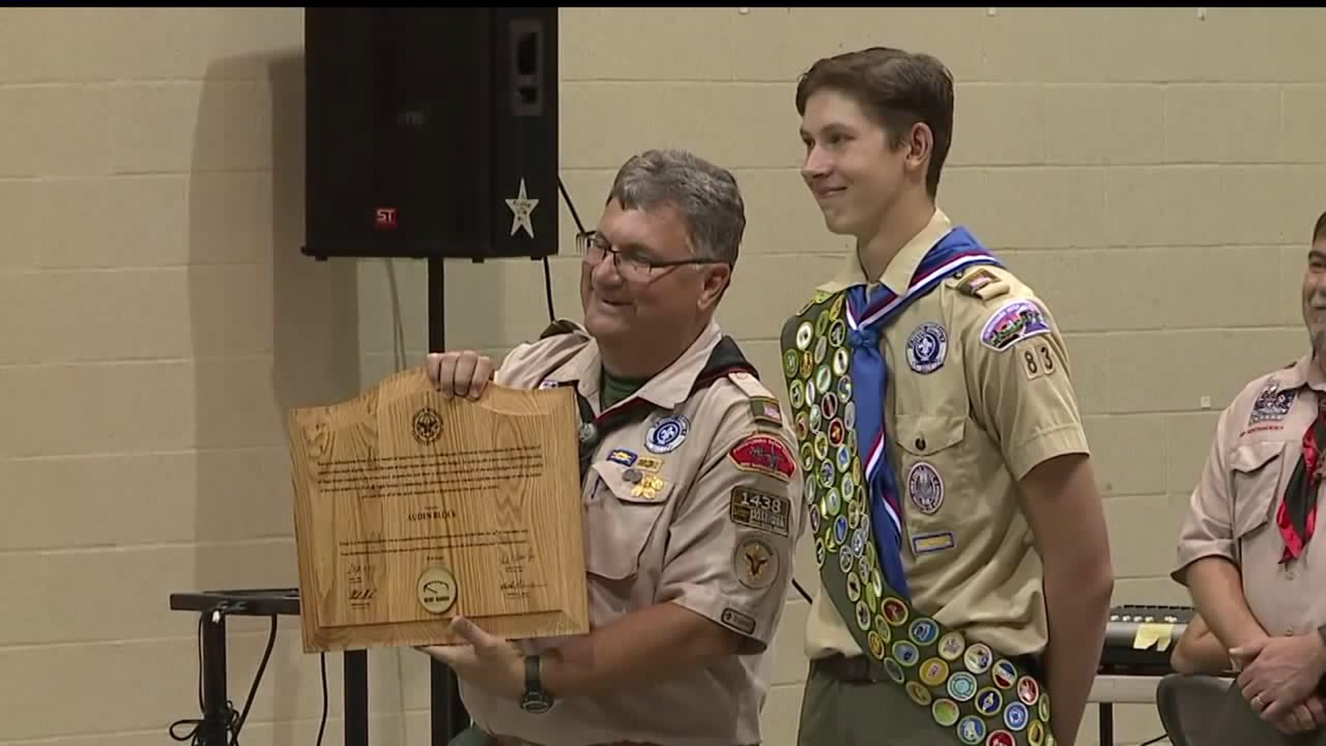 Eagle Scout Earns All 137 Merit Badges