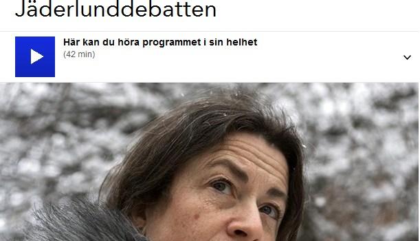 Klassiska Kulturbråk – Ann Jäderlund-debatten