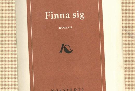 """Agnes Lidbeck – """"Finna sig"""""""