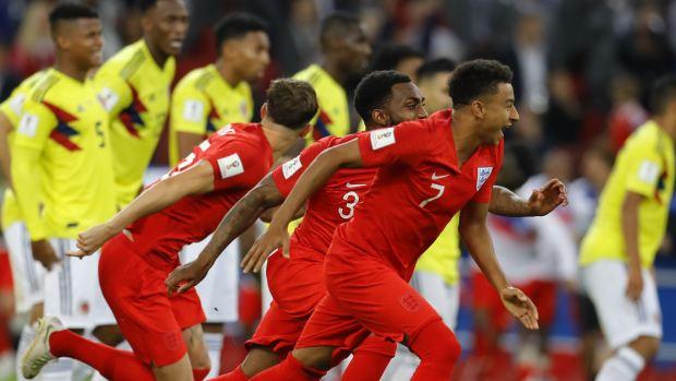 [World Cup 2018 PUBLISHED] Inglaterra abate en penales a una Colombia aguerrida y pasa a cuartos