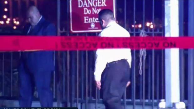 [TLMD - NY] Hallan más restos humanos en parque de El Bronx