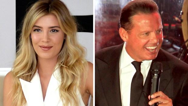 Michelle Salas habla sobre la actitud de su papá, Luis Miguel