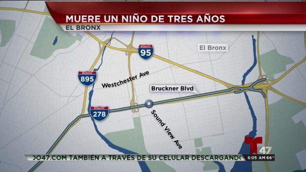 [TLMD - NY] Muere niño de tres años en El Bronx