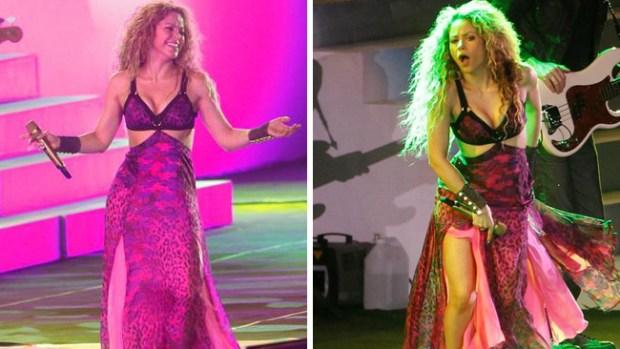 Shakira brilla en apertura de los Juegos Centroamericanos y del Caribe