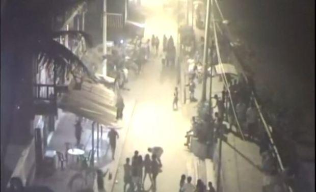 [TLMD - NATL]    Videos über das starke Erdbeben in Ecuador