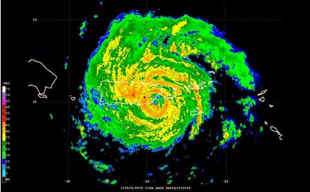 """Retiran """"María"""" de la lista de nombres de huracanes"""