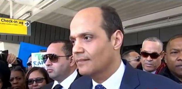 [TLMD - NY] Ramfis Domínguez Trujillo en NYC: entre el apoyo y el rechazo
