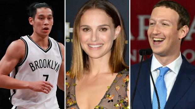 Los estudiantes más famosos de Harvard