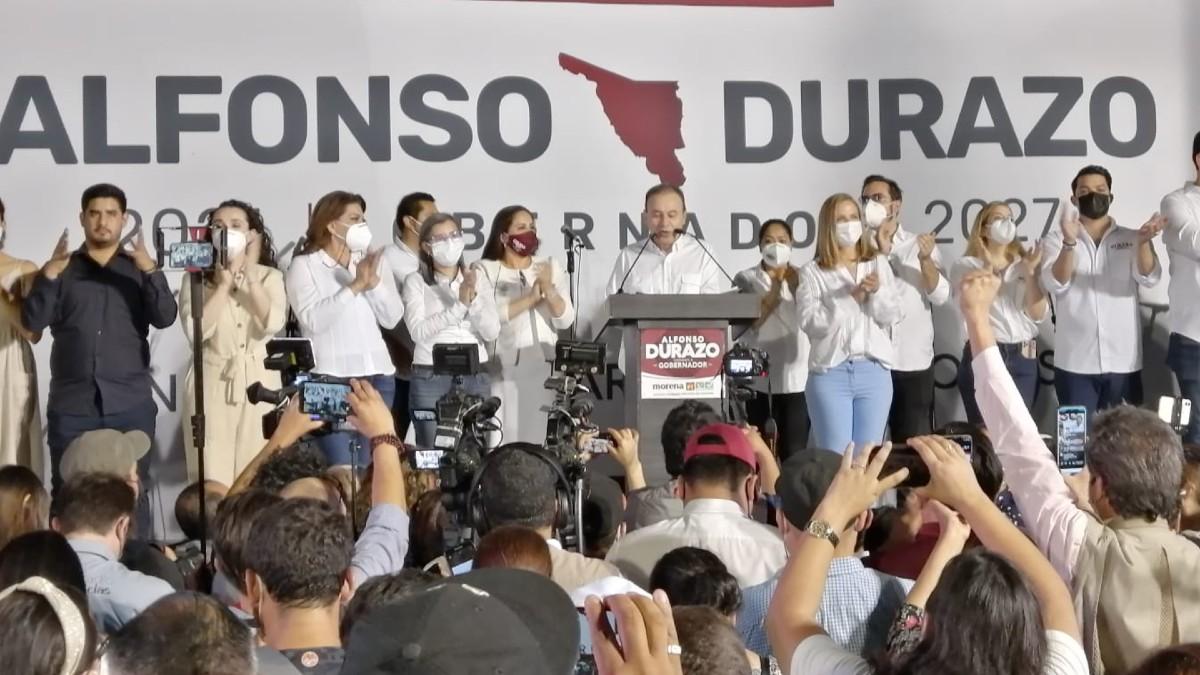 Sin resultados preliminares, Alfonso Durazo, candidato del partido en el  poder clama victoria en Sonora – Telemundo Phoenix/Tucson
