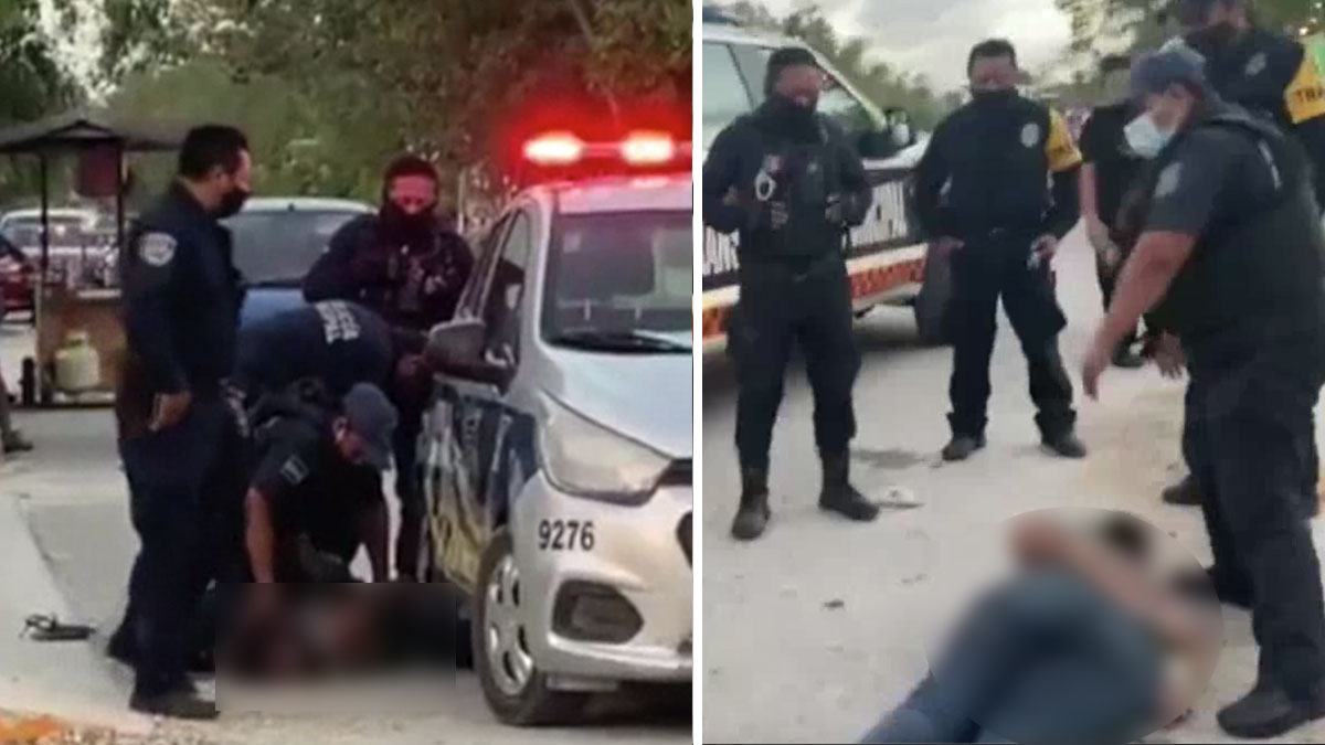 Police abuse in Mexico: woman dies after being subjected to the floor by police officers