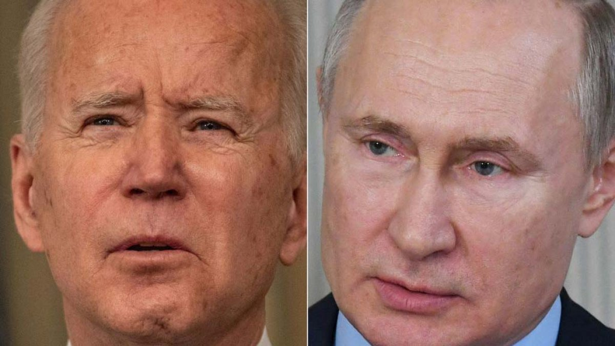 Biden says Putin 'will pay a price' for 2020 election interference
