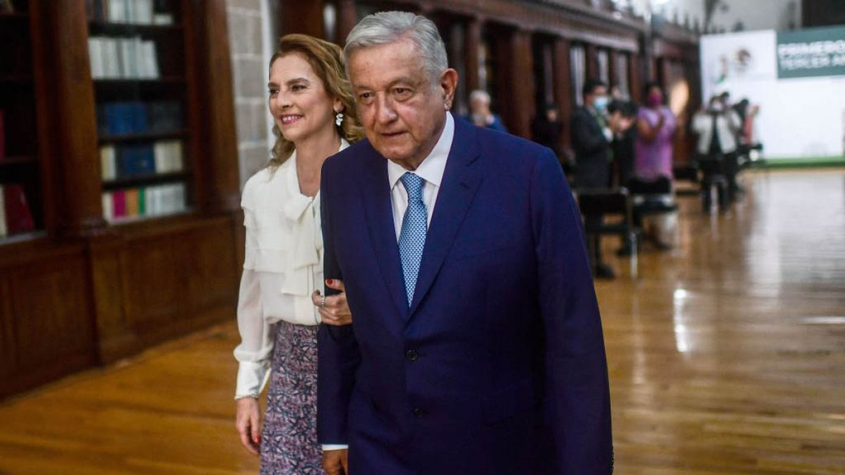 The president of Mexico says that the vaccine against COVID-19 will not be applied