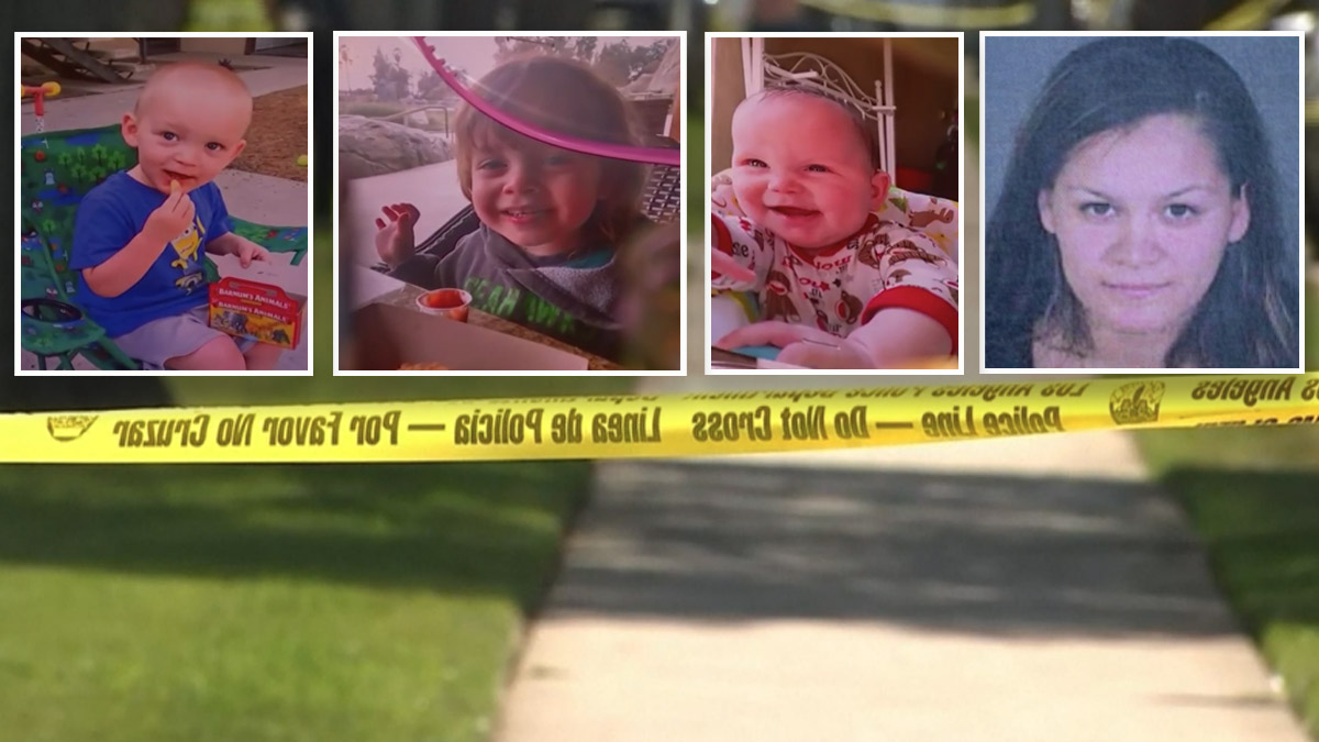 """I drowned them"": mother's chilling confession after the death of her three little children"