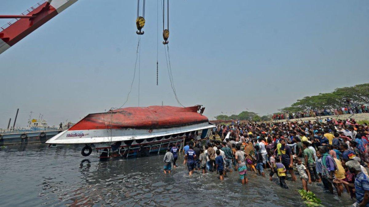Tragedy in Bangladesh: Dozens Die in Crowded Ship Sinking