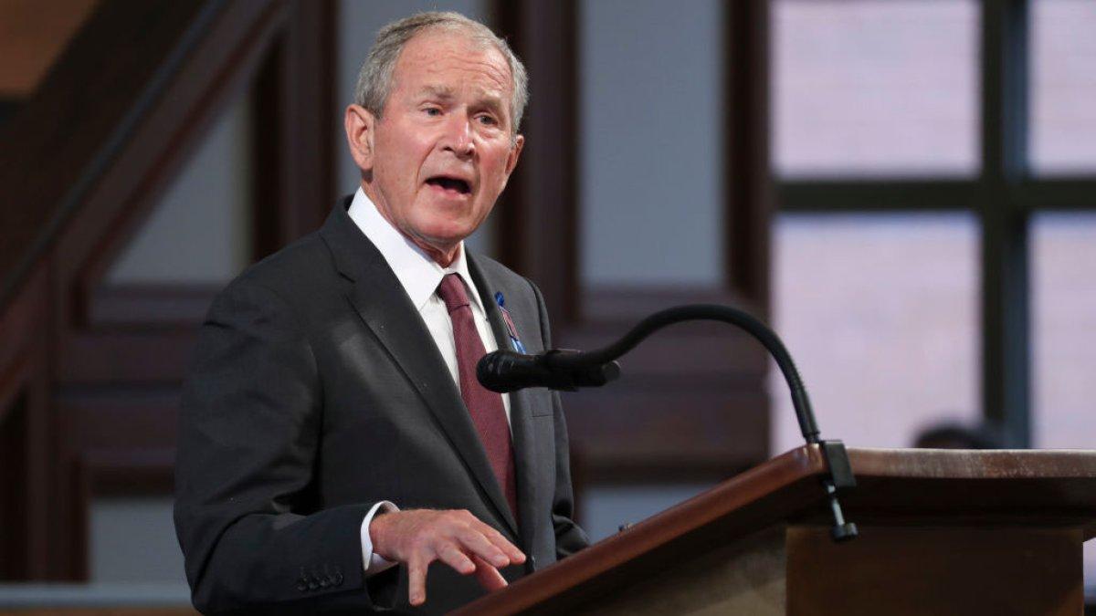 Bush harshly criticizes Republicans for anti-immigrant rhetoric
