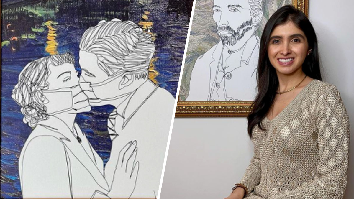 From paper to coveted NFT: she is Fira, the first Colombian crypto artist