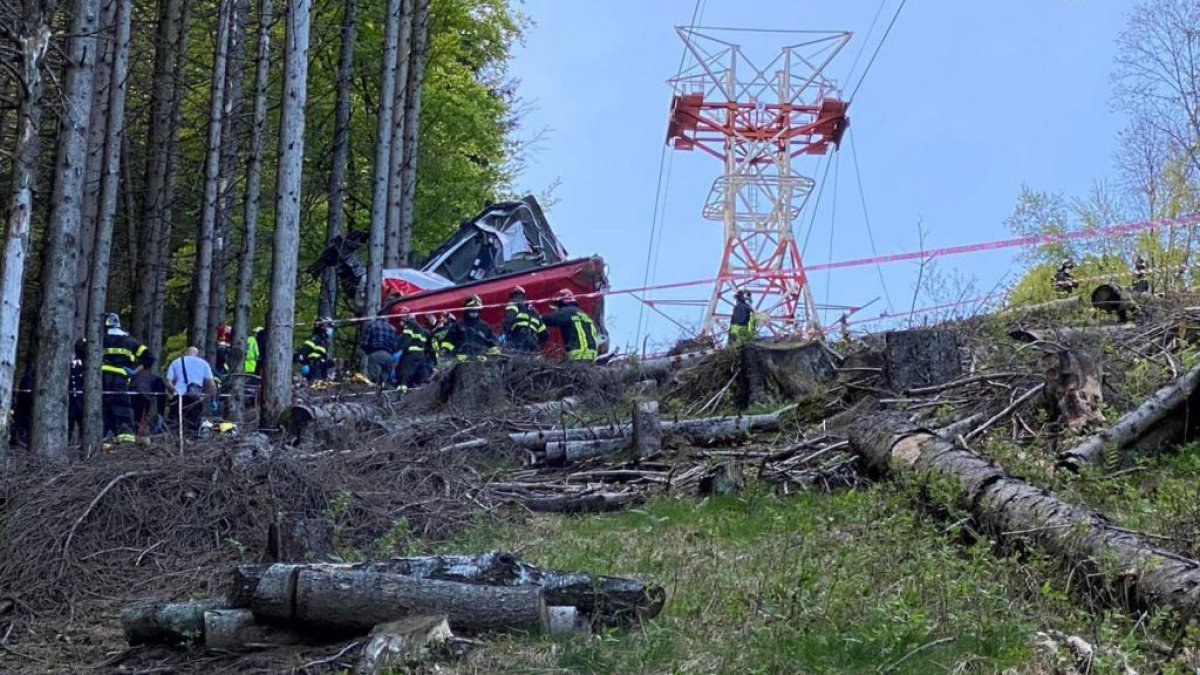 Three are arrested for fatal Cable car accident in Italy