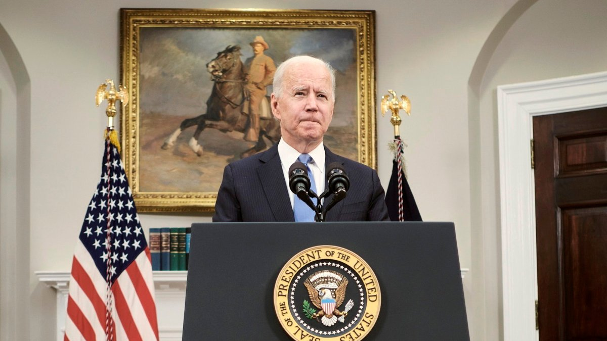 Biden to Present Largest Federal Budget of 80 Years to Congress