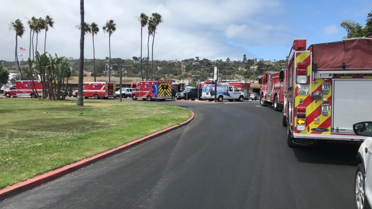 Boat capsizes in California: two dead and dozens injured