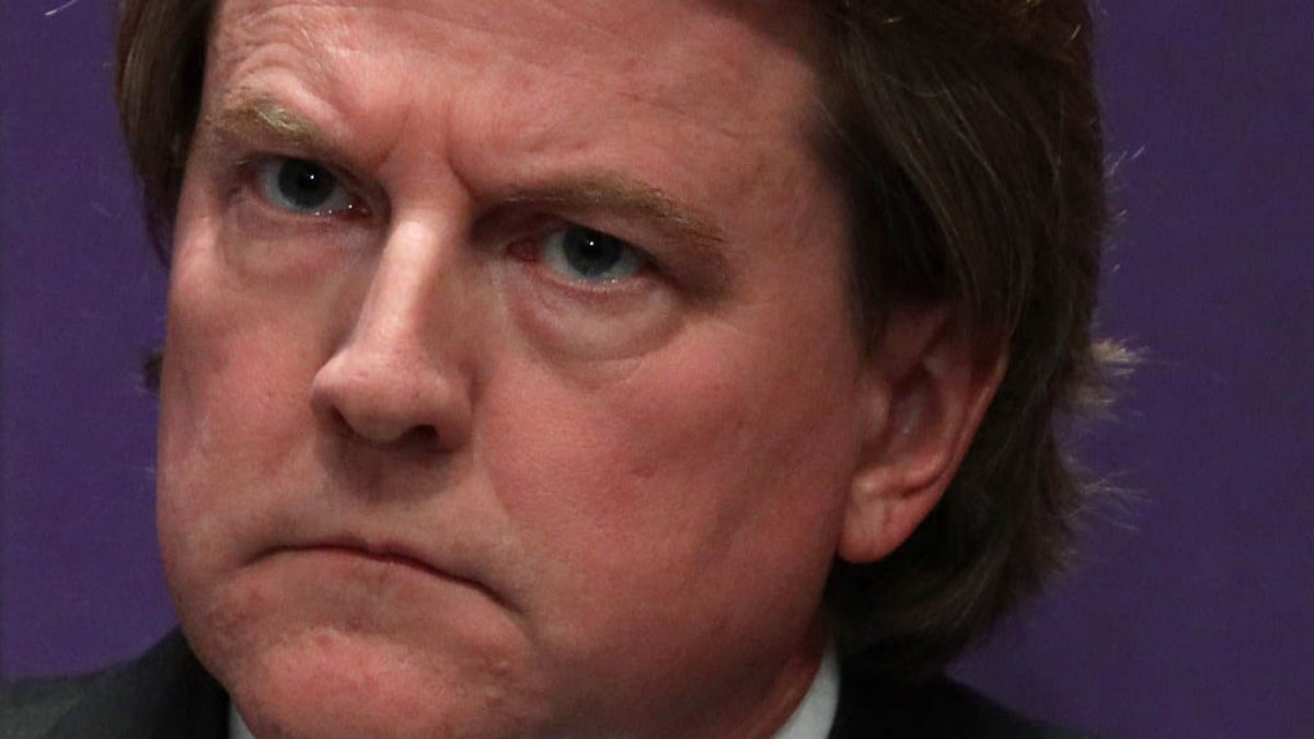 After two years of battle, House panel to interview former Trump attorney Don McGahn