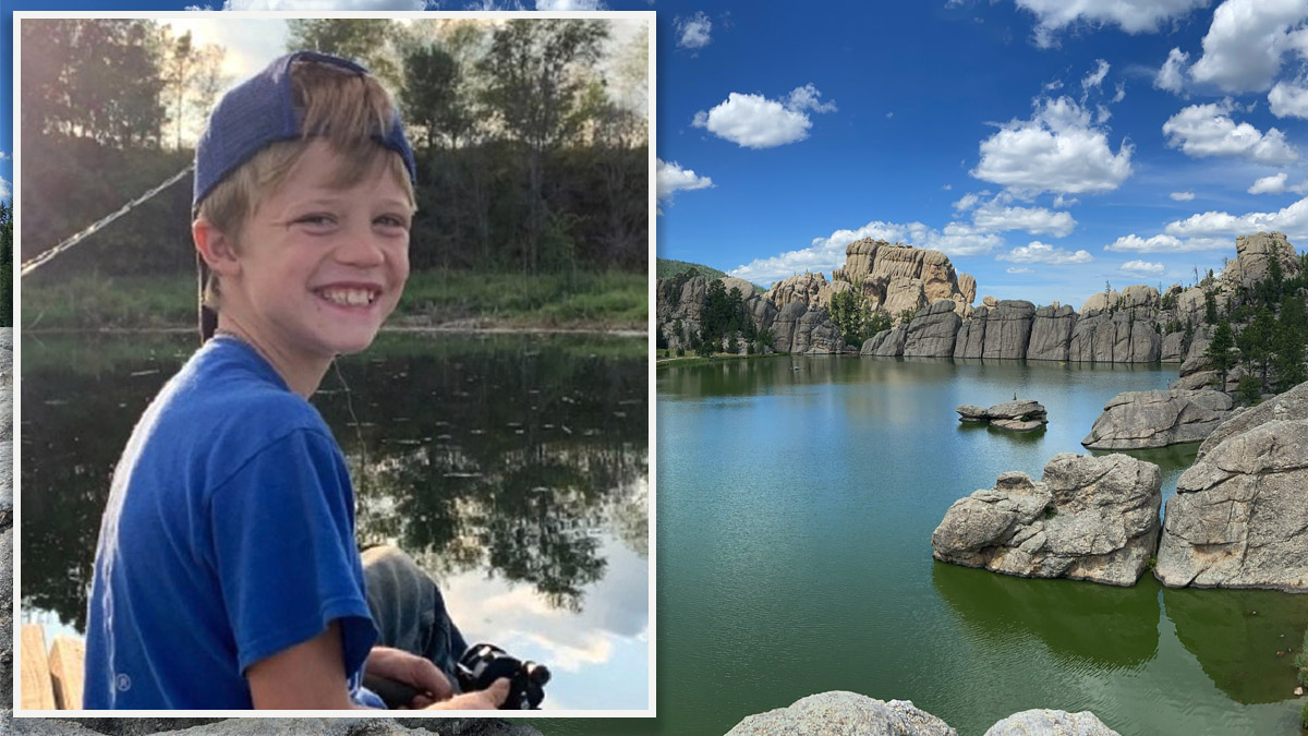 Tragic ending: Boy dies after saving his little sister from drowning in a river