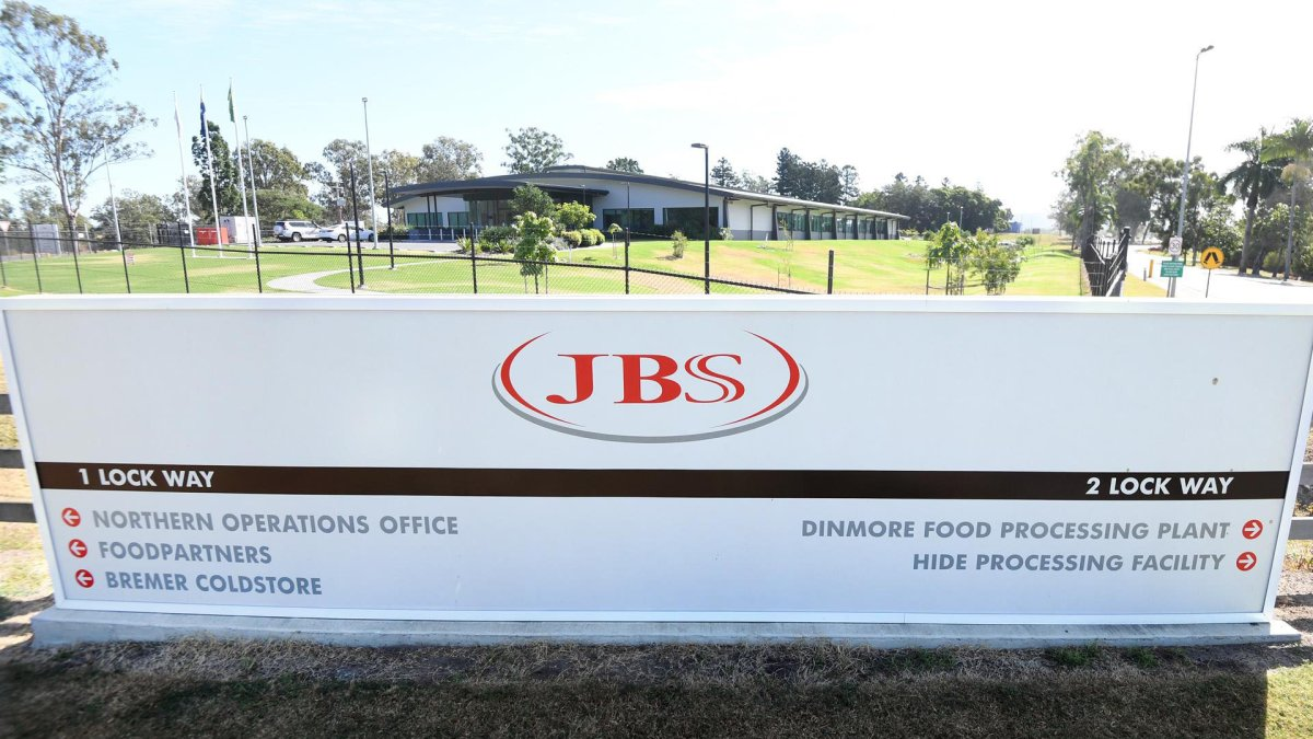 The FBI blames a Russian group for the cyberattack on meatpacking company JBS